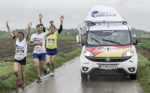 Wings for Life Worldrun: Catcher Car