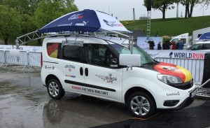 Wings for Life Worldrun Catcher Car